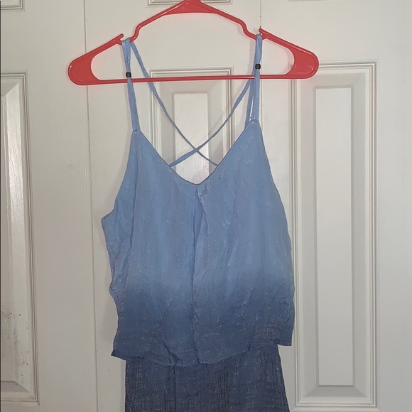 BCX Dresses & Skirts - Blue Dress - Size XL